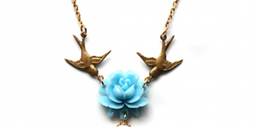 Darling Rose Necklace